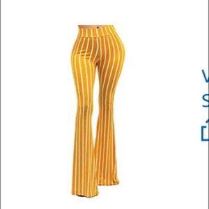 Pants - Stretchy flare pants